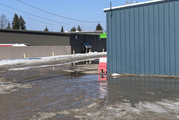 Challenge Mountain Needs a Storm Drain System & Improved Parking Lot