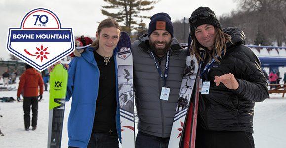 70 Hours of Skiing Raises Nearly $35,000