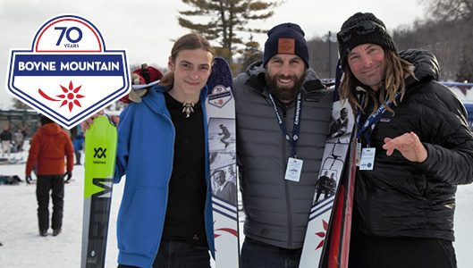 70 Hours of Skiing Raises Nearly $35,000